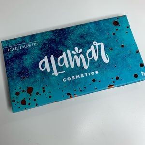 Alamar Cosmetics Blush Trio Palette